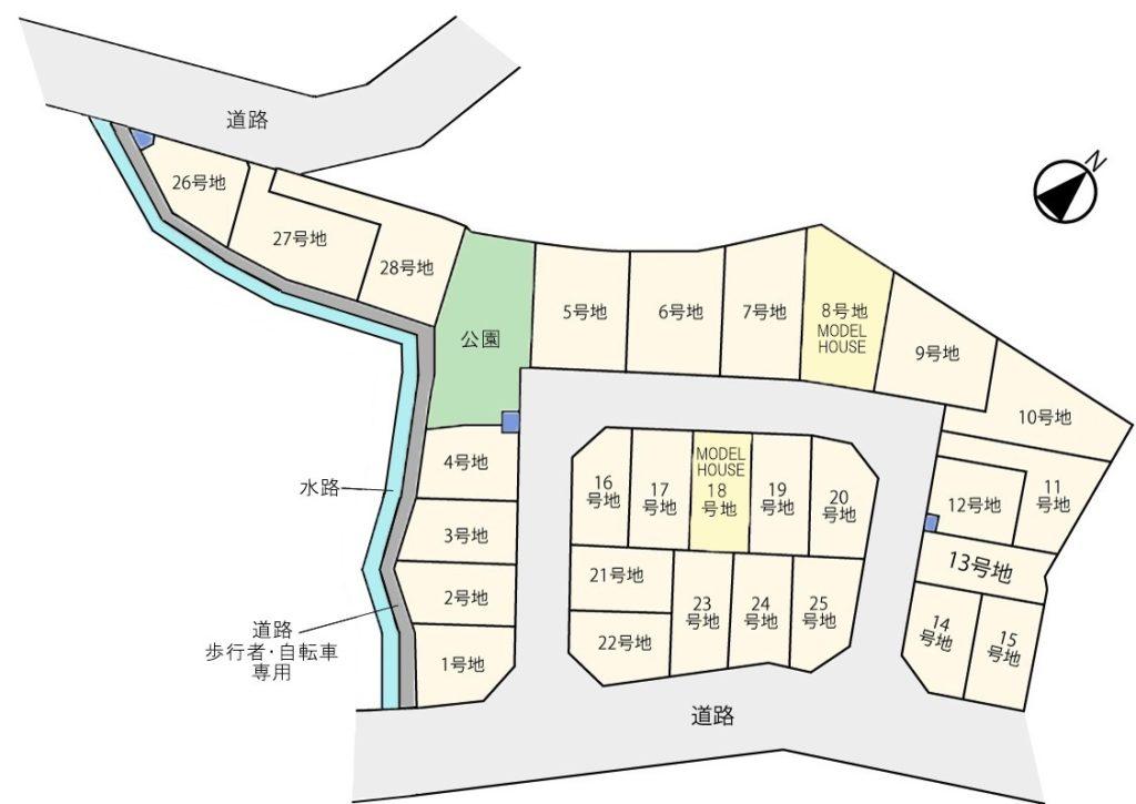 神園町区画図
